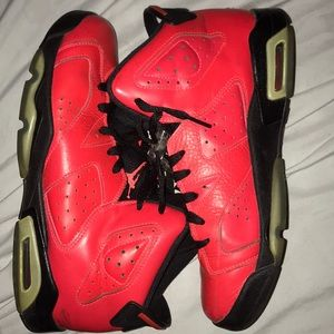 Inferred Jordan 6's